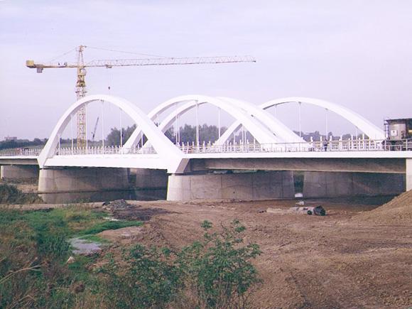 BW 1.10 Brücke über den Elbe-Lübeck-Kanal, im Zuge der A 20