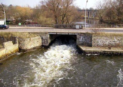 Instandsetzung Schwentinebrücke inkl. 4 Fußgängerbrücken, Kiel