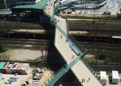Muharrem-Acar-Brücke, Hamburg-Wilhelmsburg