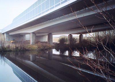 Bauwerk 2.15 Brücke über die Wakenitz, im Zuge der A 20
