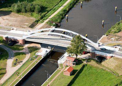 Erneuerung der Brücke über den Elbe-Lübeck-Kanal, Berkenthin