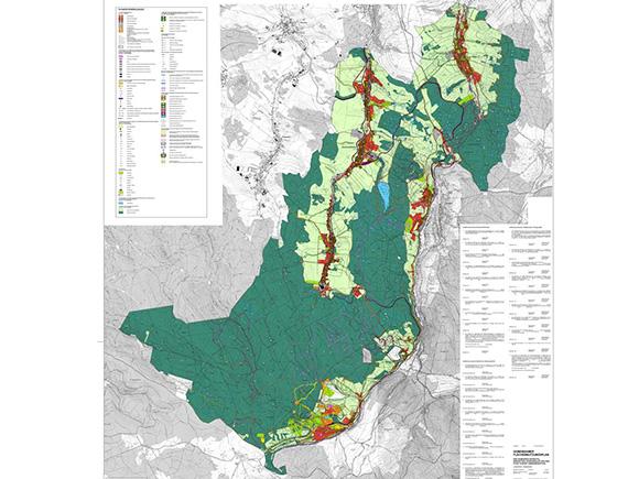 Flächennutzungsplan Sehmatal