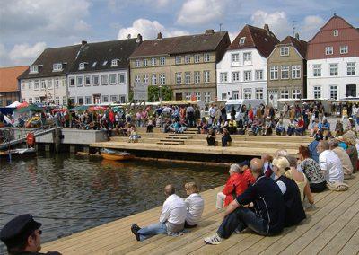 Umgestaltung Hafenkopf, Glückstadt