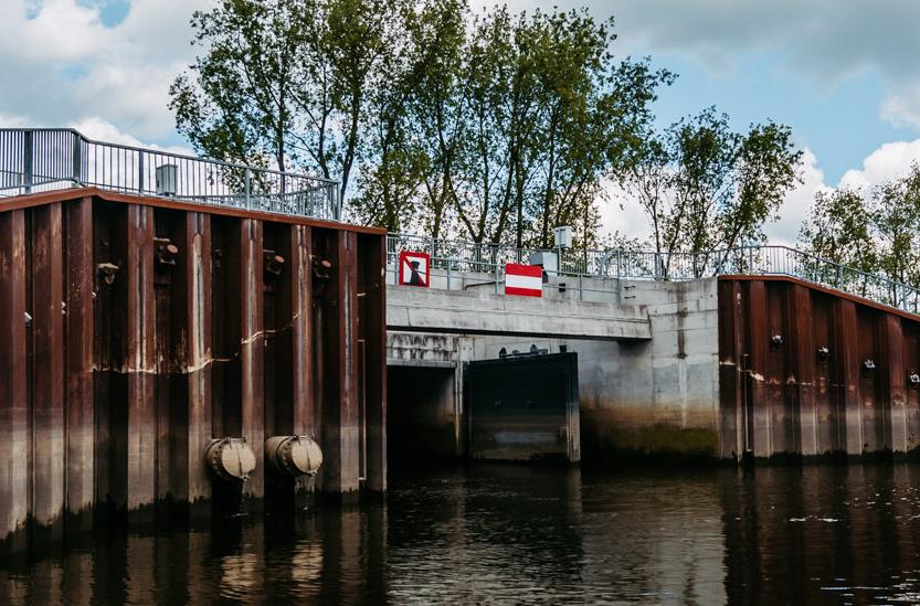 Bauüberwachung Eiderbrücke B77