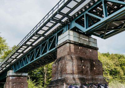 Instandsetzung Schwentinebrücke
