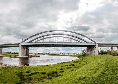 Störbrücke im Zuge der A 23, Itzehoe