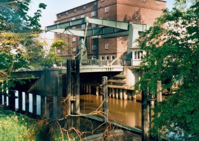 Klappbrücke Uetersen