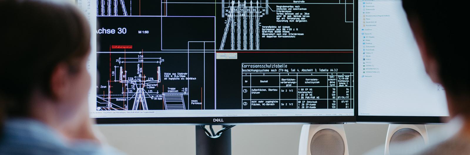 Planung Ingenieurswesen