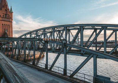 Hubbrücke Lübeck