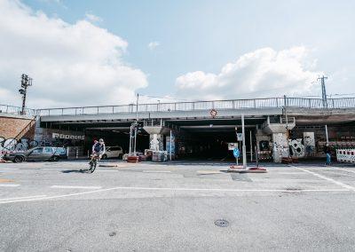 S-Bahnbrücke Julius-Leber-Straße, Hamburg