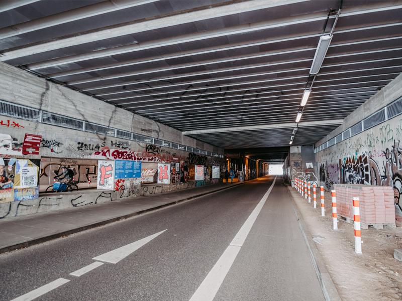 Julius-Leber-Straße (Lessingtunnel), Hamburg