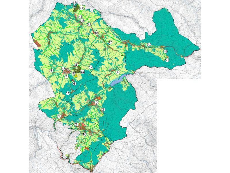 Flächennutzungsplan Sayda