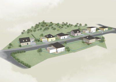 Bebauungsplan der Innenentwicklung ehemalige Gartensparte Waldfrieden