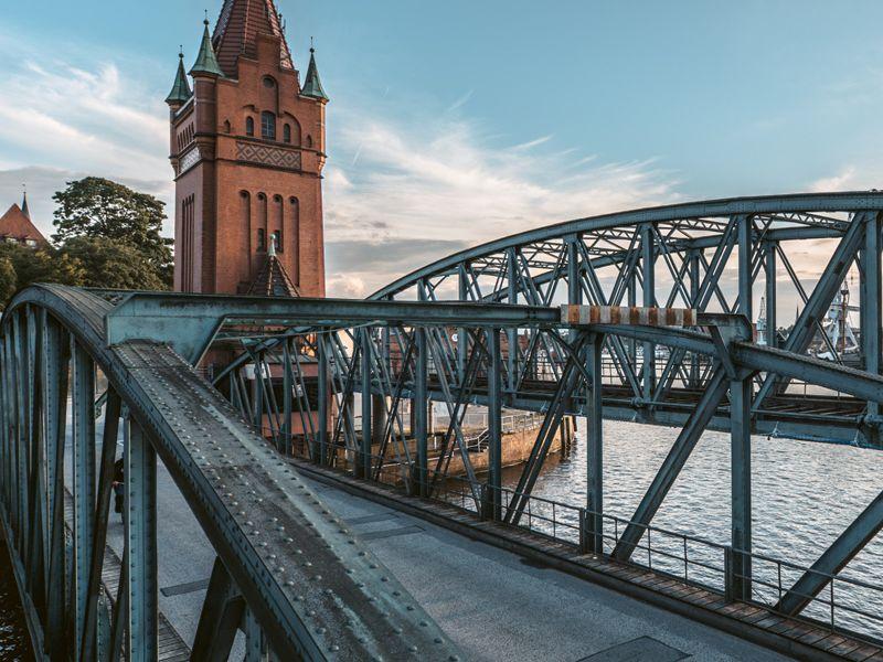 Hubbrücken Lübeck