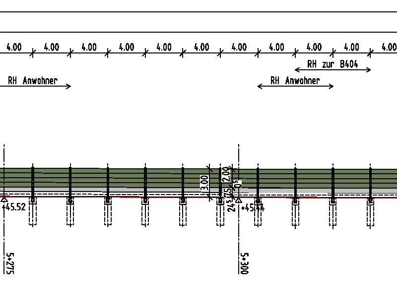 Lärmschutzwand Ödendorf B404